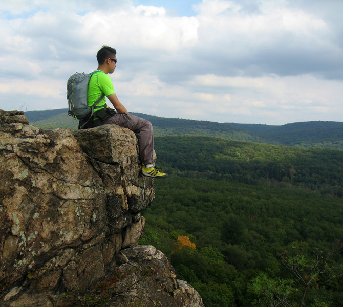Wanderblog Submission: Hiking Ramapo Torne in Harriman!