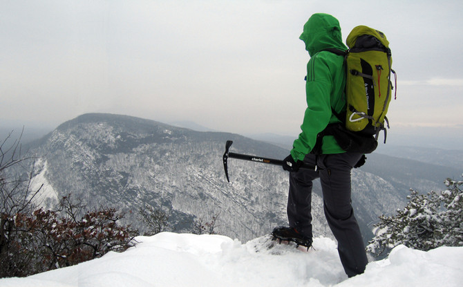 MOUNTAINEERING: 3 Hours 15 Minutes on Mount Tammany