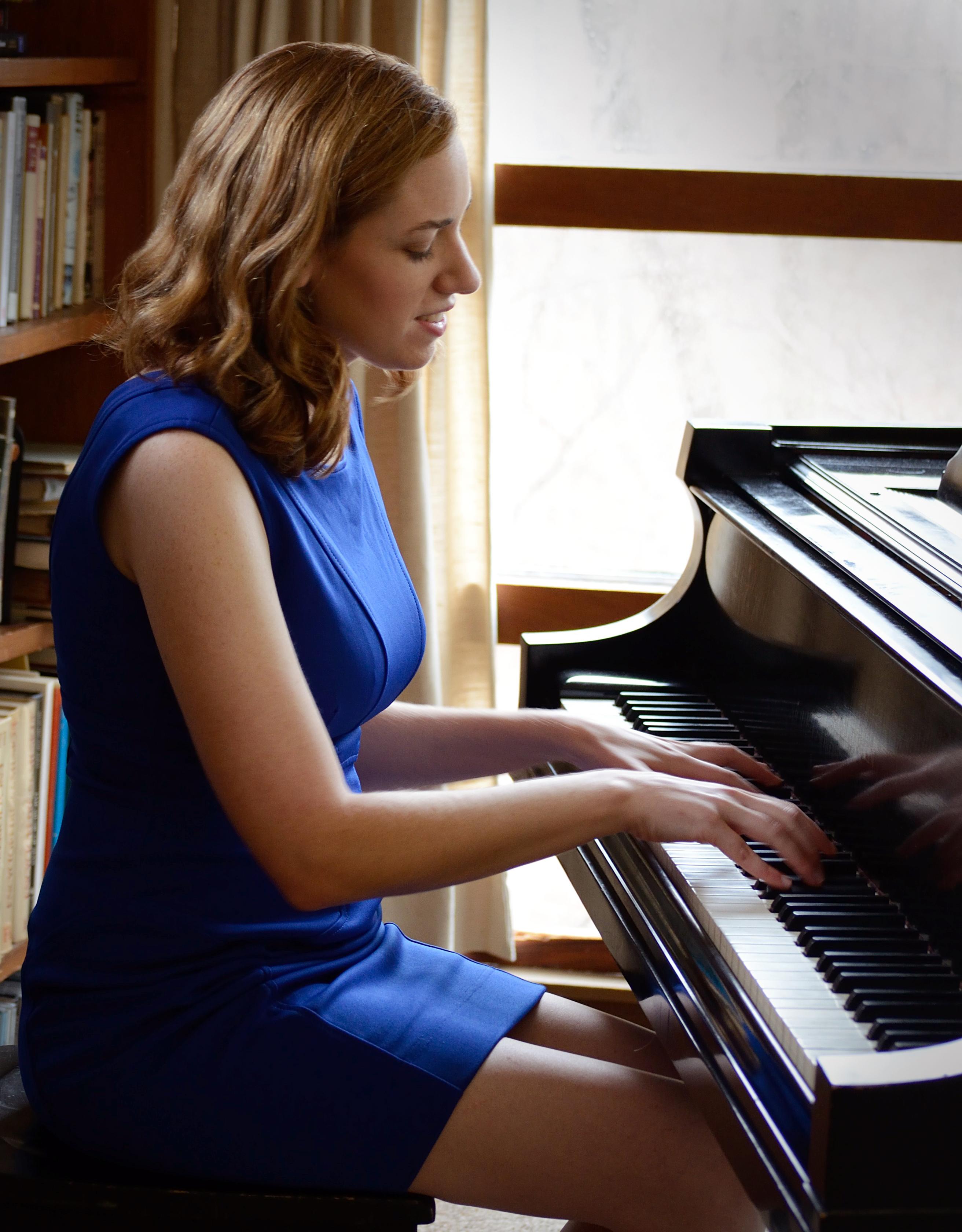 Portrait of a Pianist