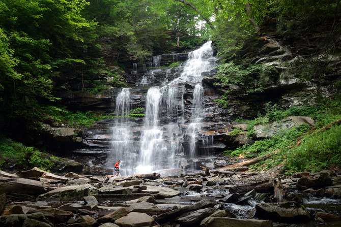 6 Waterfalls to Chase this Spring