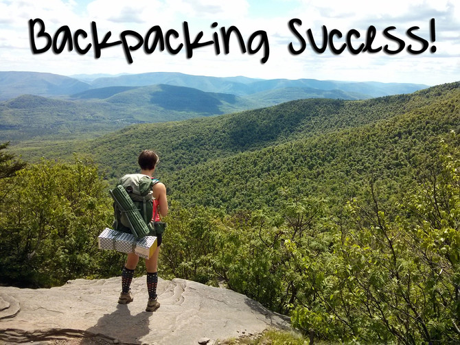 A Backpacking SUCCESS!