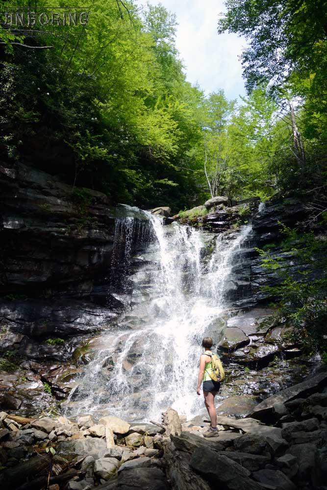 Discovering Glen Onoko Falls