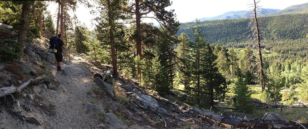 sandbeach-trailhead-campers-creek-co-backpacking