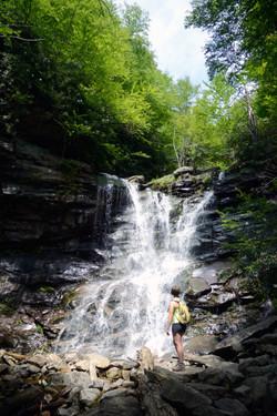 Glen Onoko Falls
