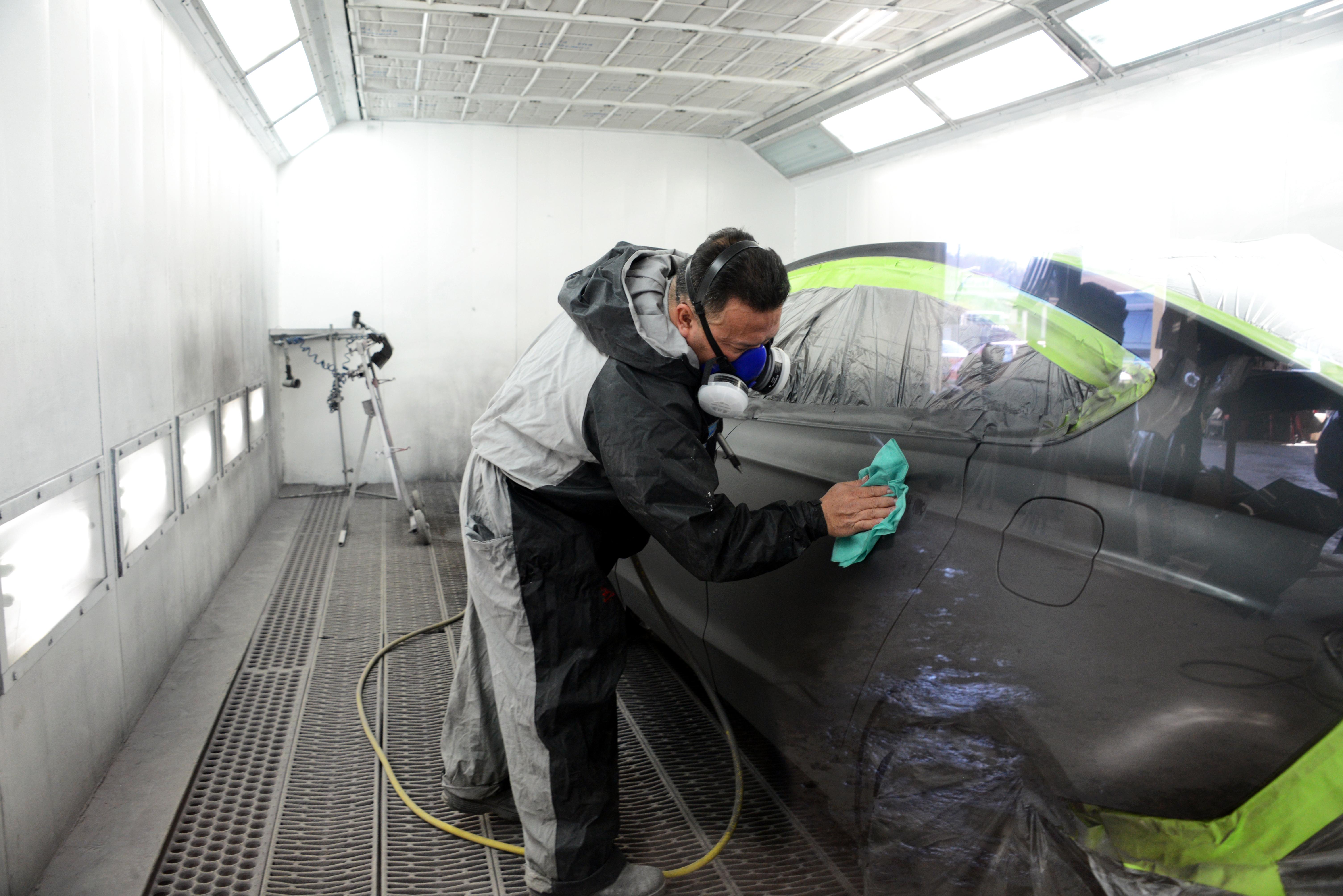 Car repair and painting