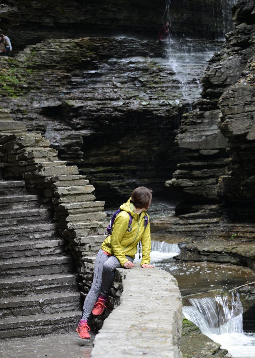 Oggling Waterfalls