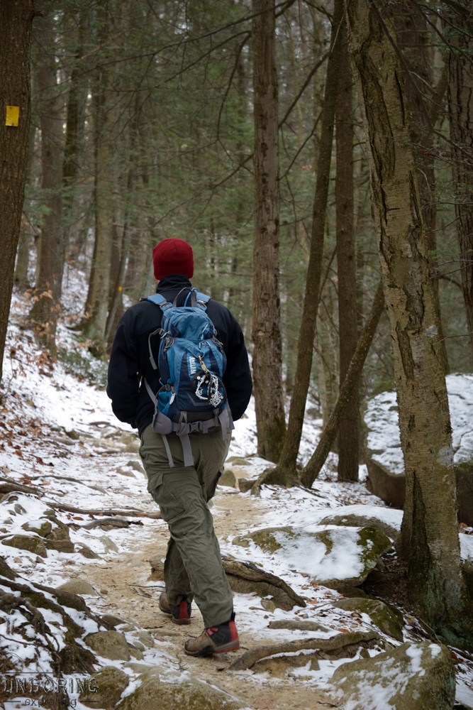 VIDEO: A January Stroll Through Harriman State Park