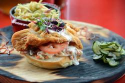 Fried Free Bird Sandwich