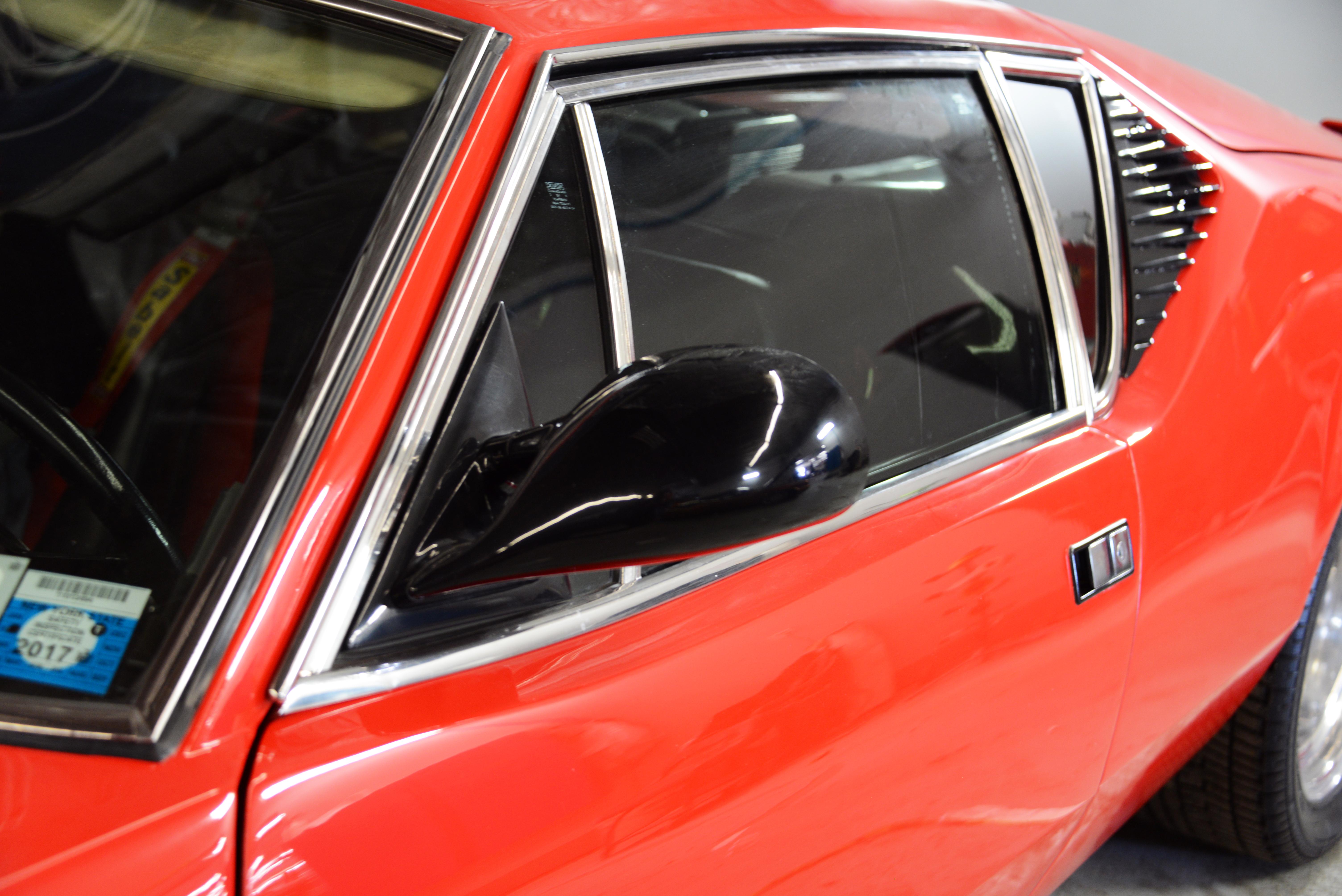 Portait of a Car