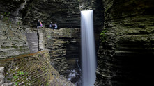 VIDEO: Hiking the Gorge Trail of Watkins Glen State Park, NY