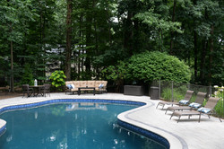Poolside Serenity