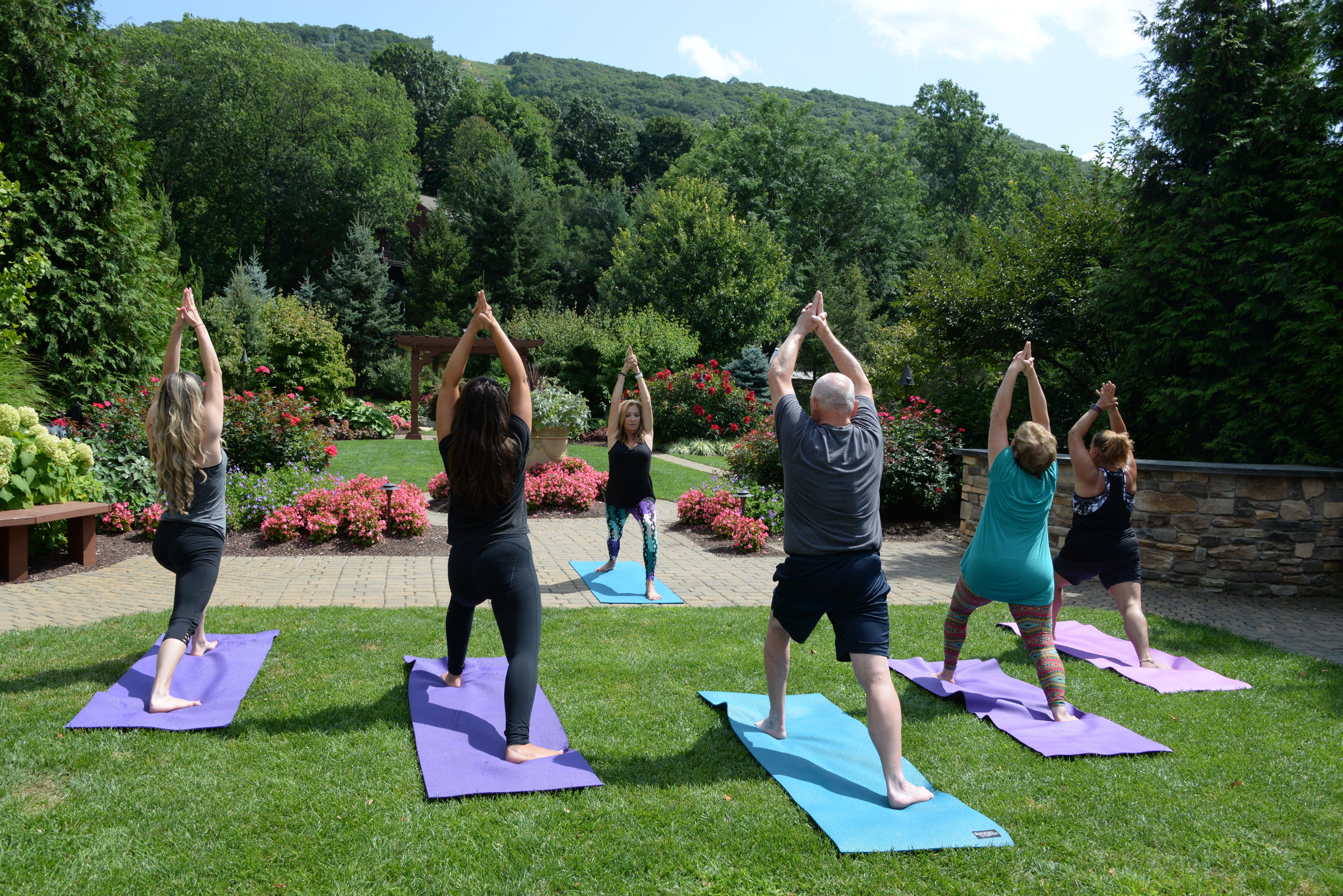 Yoga Warriors