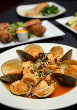 Seafood Fra Diablo