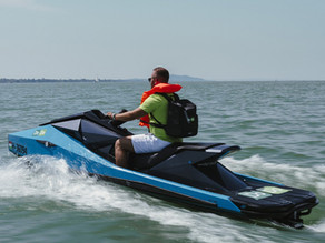 Sustainable Delivery on Lake Balaton with DoDo