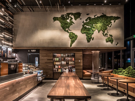 Starbucks celebrates diversity, sustainability, and frontline workers
