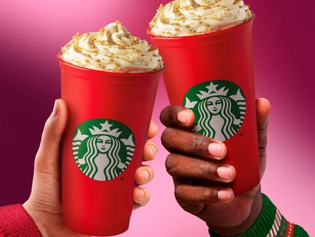 Your Fav Starbucks Vegan Lattes