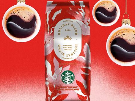 Starbucks Christmas Blend is back