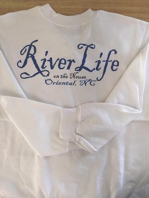 River Life - sweat shirt