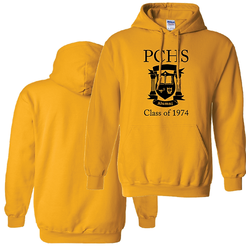 PCHS Alumni Gear hoodie