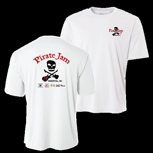 Pirate Jam 1.9 short sleeve Performance shirt - new design