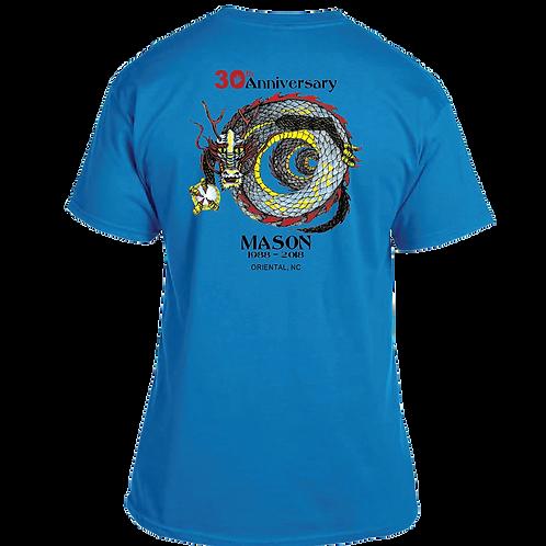 Mason Anniversary short sleeve shirt