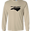 Thumbnail: ReOpenNC I Will Not Comply long sleeve shirt