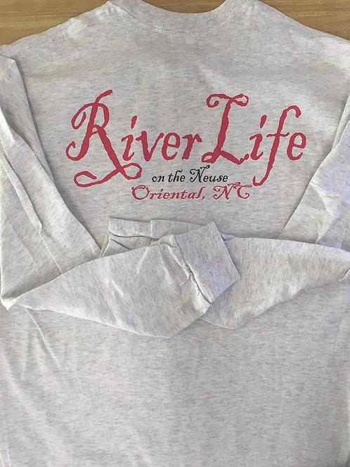 River Life - long sleeve tee