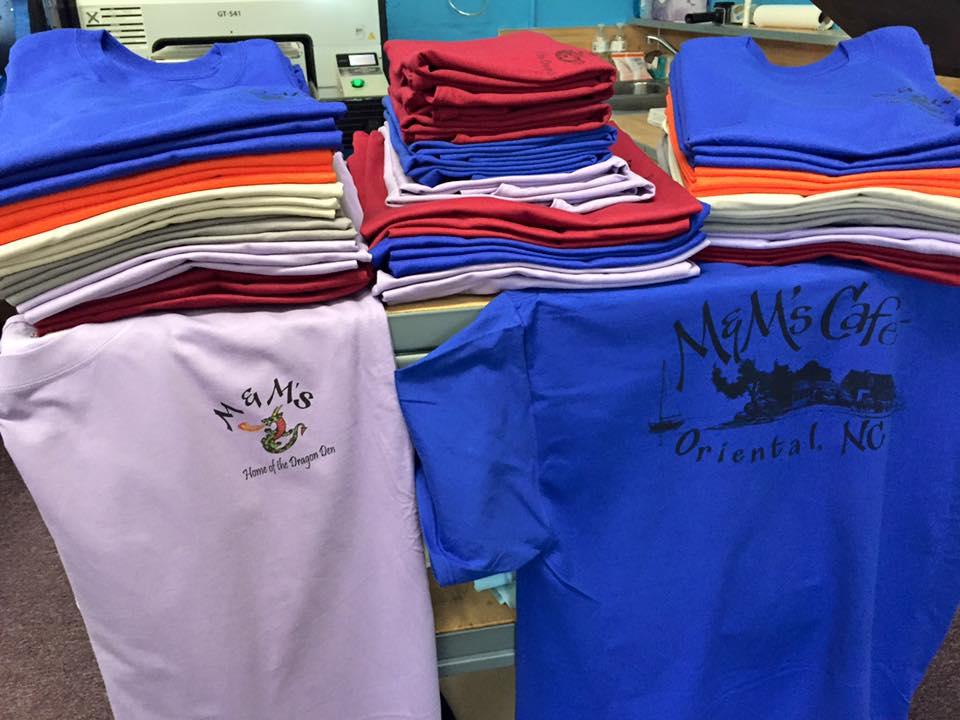M&Ms shirts