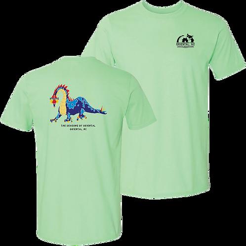 Dino 1984 - Dino short sleeve tee