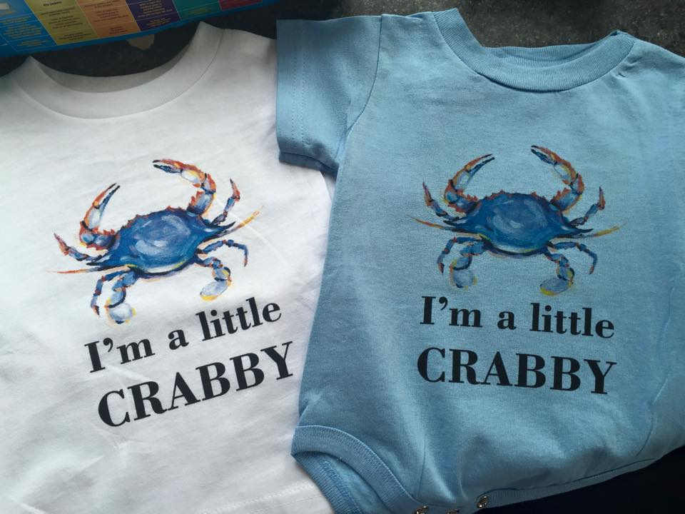 A Little Crabby