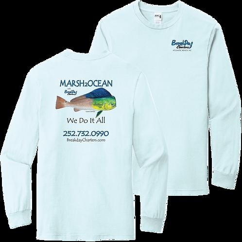 BreakDay Charters MarsH2Ocean long sleeve shirt