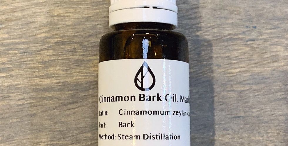 CINNAMON BARK OIL, MADAGASCAR