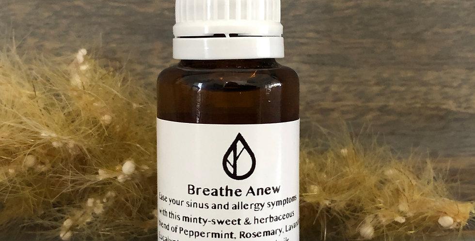 BREATHE ANEW