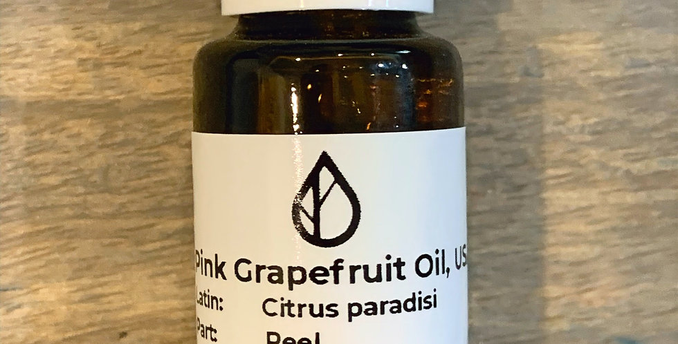 GRAPEFRUIT OIL, PINK, USA (15ML)