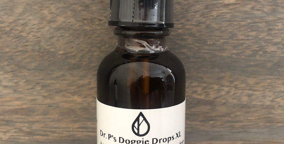 DR.P's DOGGIE DROPS XL (1000mg/30ml)