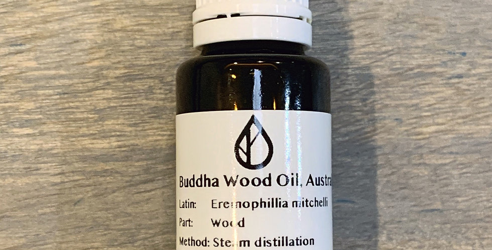 BUDDHA WOOD OIL WILD, AUSTRALIA