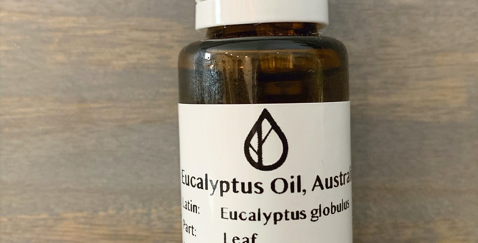 EUCALYPTUS OIL, AUSTRALIA (15ML)