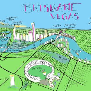 Brisbane cool colours