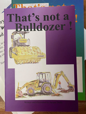 That's not a bulldozer