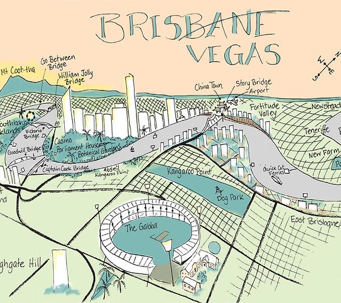 Brisbane LYA