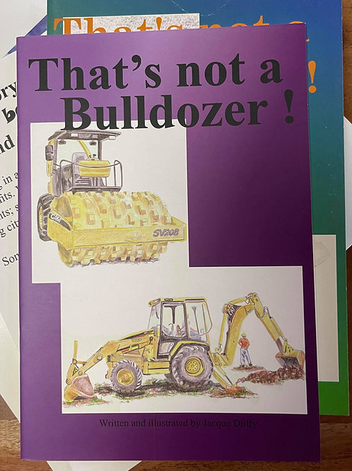 That's not a bulldozer!