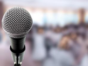 Your Event's Main Speaker