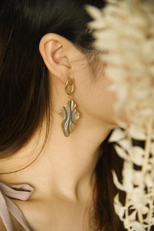 Braque Earrings (S925)