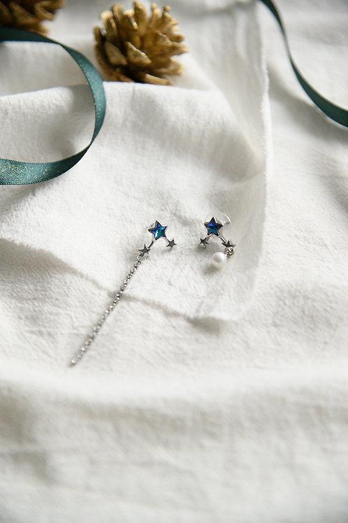 Stars Lover Mismatched Drops