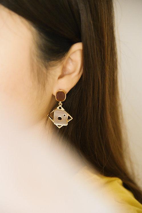Candida Earrings (S925)