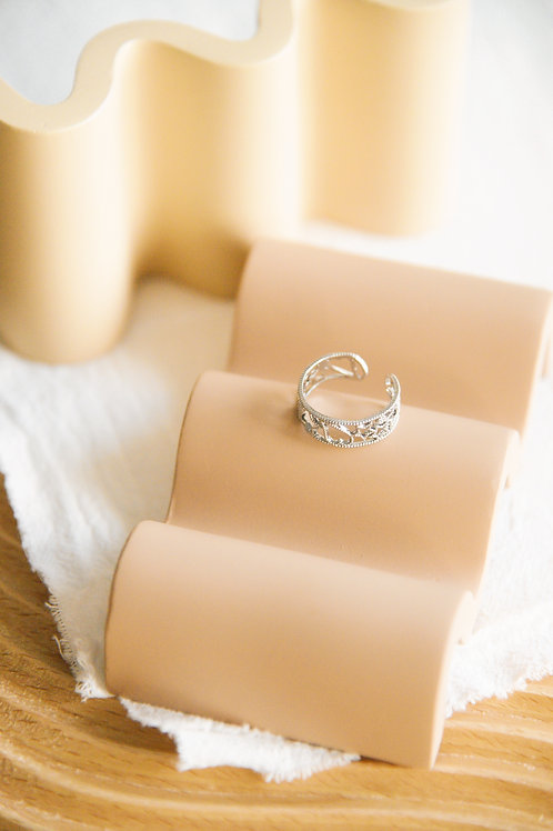 Constellation Ring in silver