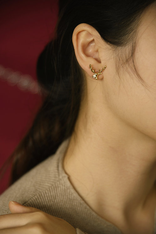 Donner Studs (S925)