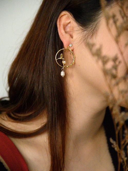 Wonderland Earrings (S925)