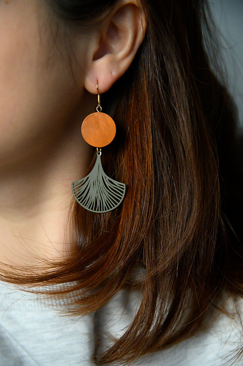 The Olive Earrings