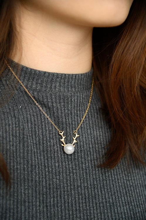 Rein Perle Necklace